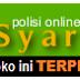 Verifikasi Polisi Online Syariah