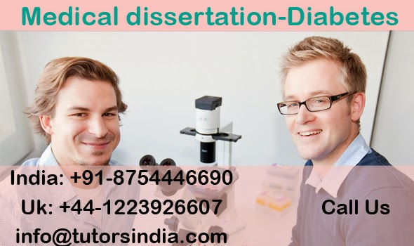 Get Help Writing A Dissertation Medical Doctors