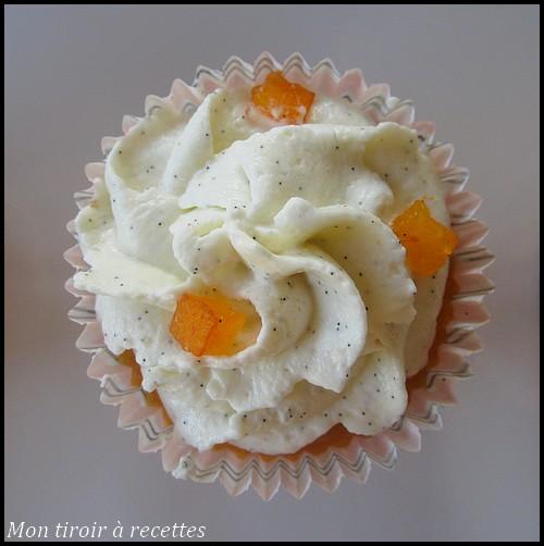 Cupcakes aux abricots