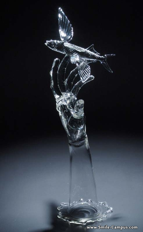 Beautiful and Creative Glass Art