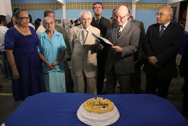 Pastor Diomedes Pereira Jácome completa 90 anos
