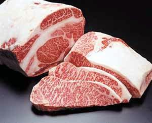 kobe wagyu carne buey