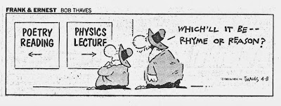 Physics Lecture Humor Cartoon