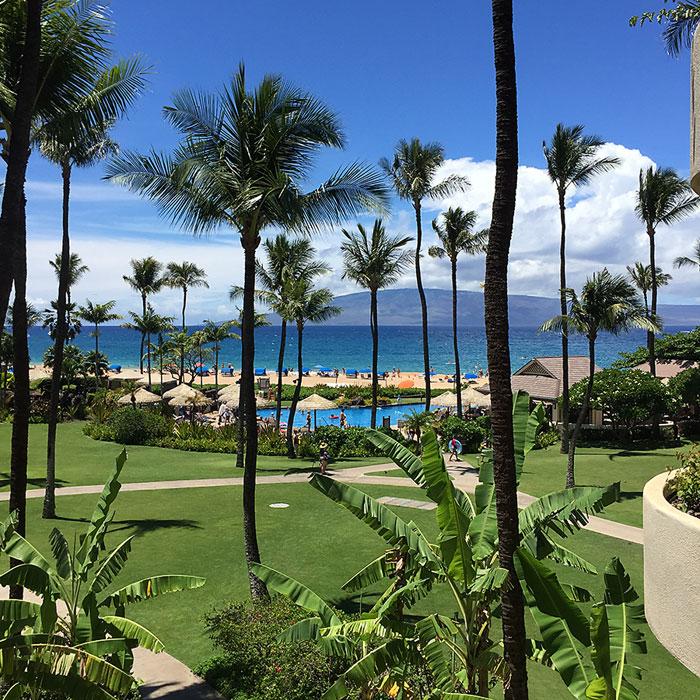 Maui, Hawaii, Sheraton Resort