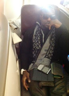 jim Jim Iyke Flies Private