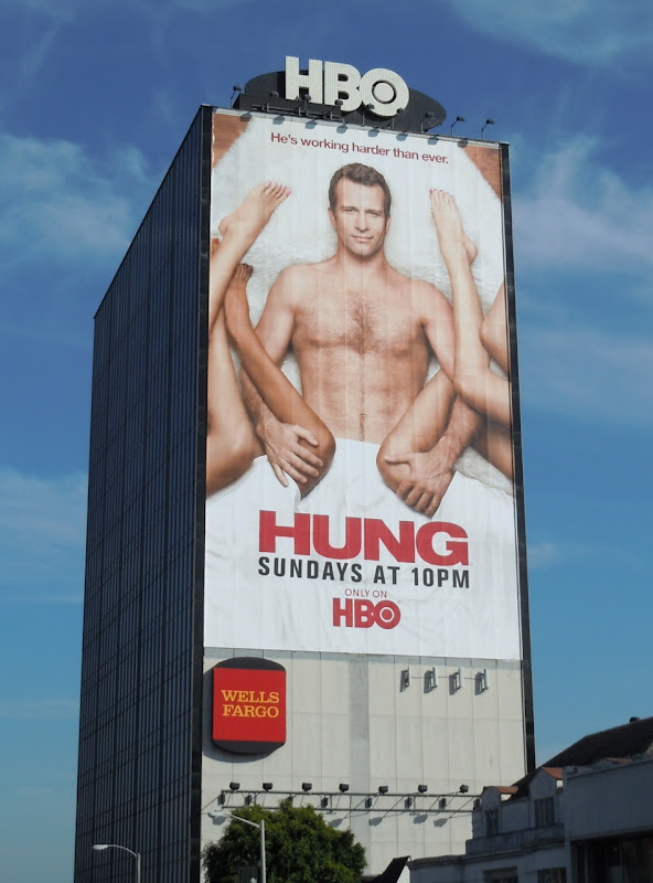 Giant Hung season 3 billboard