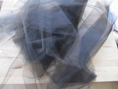 Black Swan costume tutorial