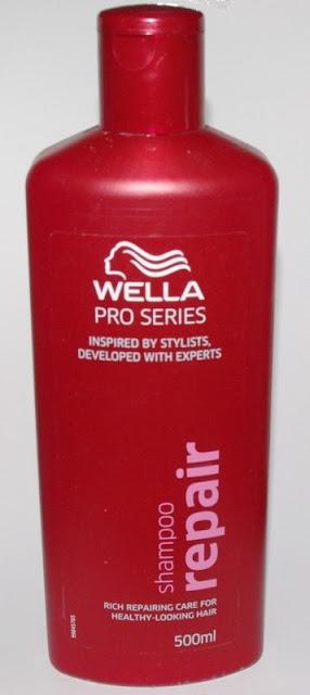 Wella Pro Series REPAIR - szampon i odżywka :)