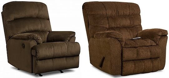 Furniture Connection SimmonsUnited Furniture Recliners NEW