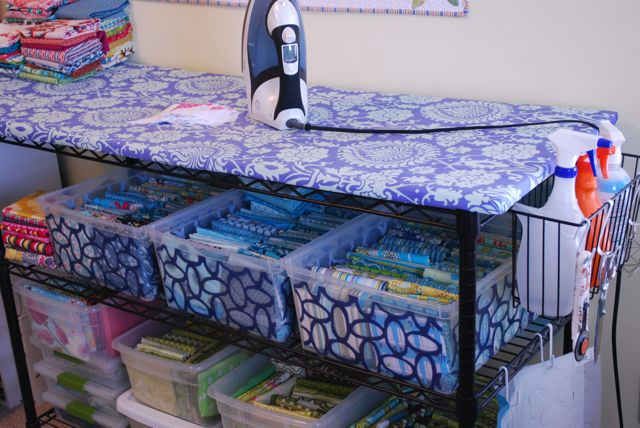 Ironing Table Designs : Ironing Table Designs : Fabric Ironing Board Storage