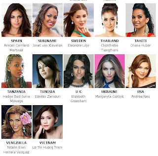 PHOTOS: Miss International 2013 Early Favorites, Philippines on Top