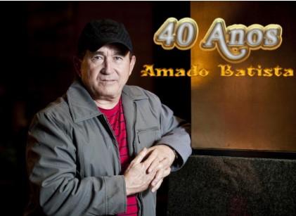 Amado Batista 40 Anos.