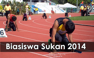 Permohonan Skim Biasiswa Sukan 2014
