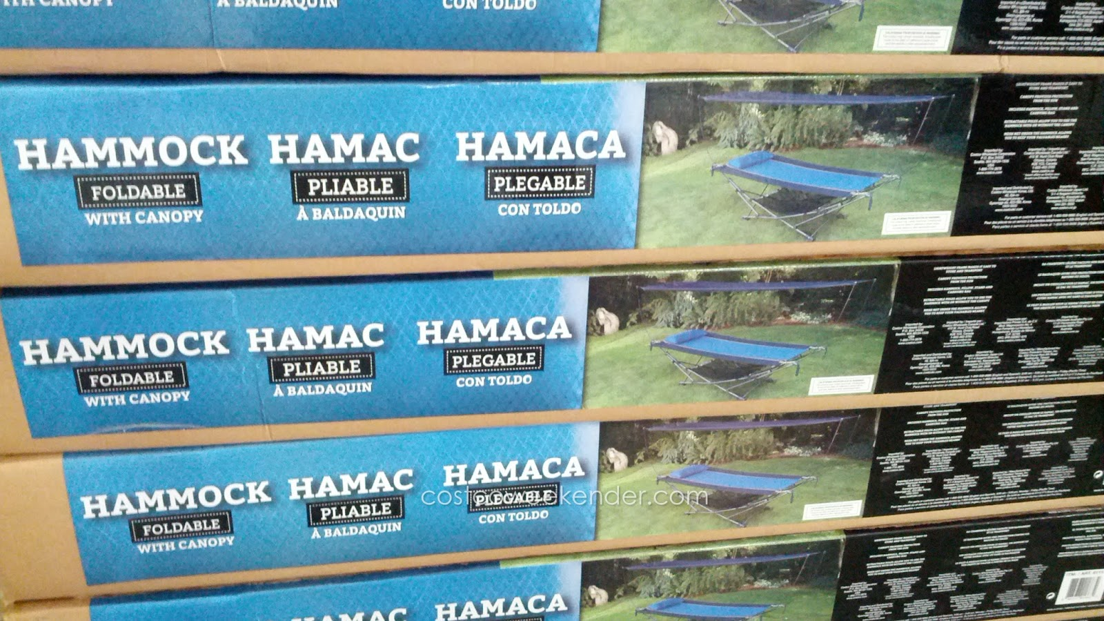 take a nap outside on the tofasco hammock at costco tofasco hammock with canopy   costco weekender  rh   costcoweekender