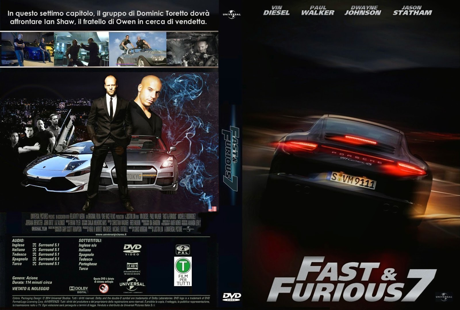 descargatetodotorrent rapido y furioso 7 bluray 720p subtitulada. Black Bedroom Furniture Sets. Home Design Ideas