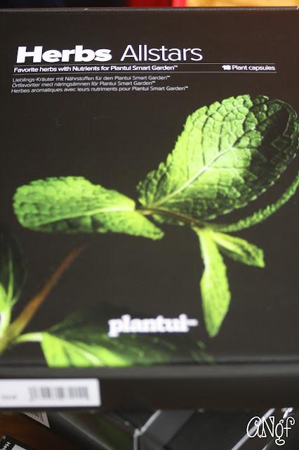 Plantui Herbs Allstars Plant Capsules | Anyonita-Nibbles.co.uk
