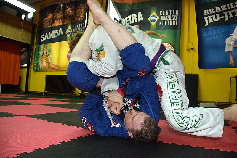 Danijel Brajčić - trening