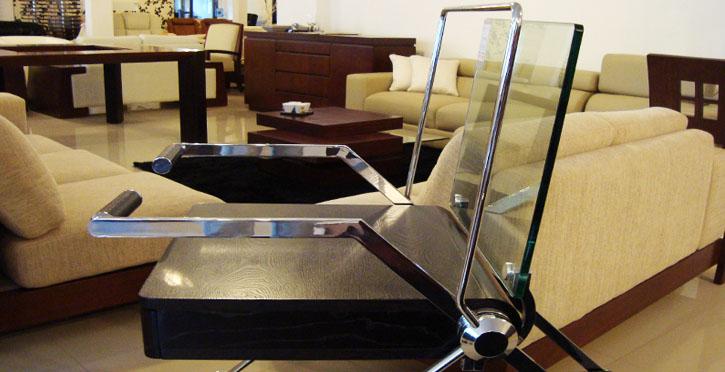 Hurtado muebles llega a design living fiestas for Muebles hurtado