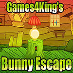 Games4King Bunny Escape