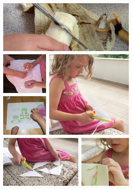 everyday fine motor skills activities for preschoolers