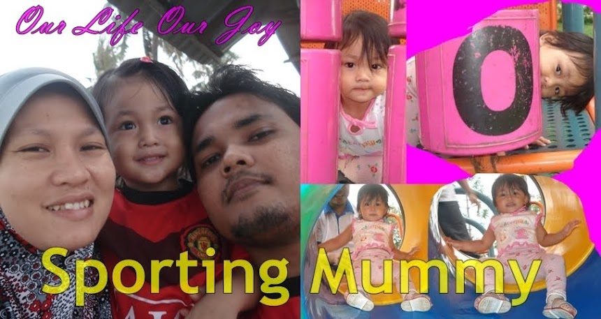 SPORTING MUMMY..