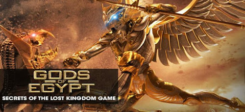 Download Gods Of Egypt Game v1.0 Apk + Data Torrent