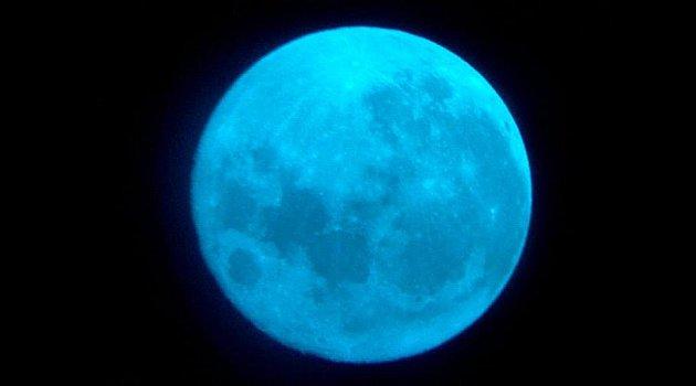 Fenomena Blue Moon Hiasi Langit Jumat 31 Agustus 2012