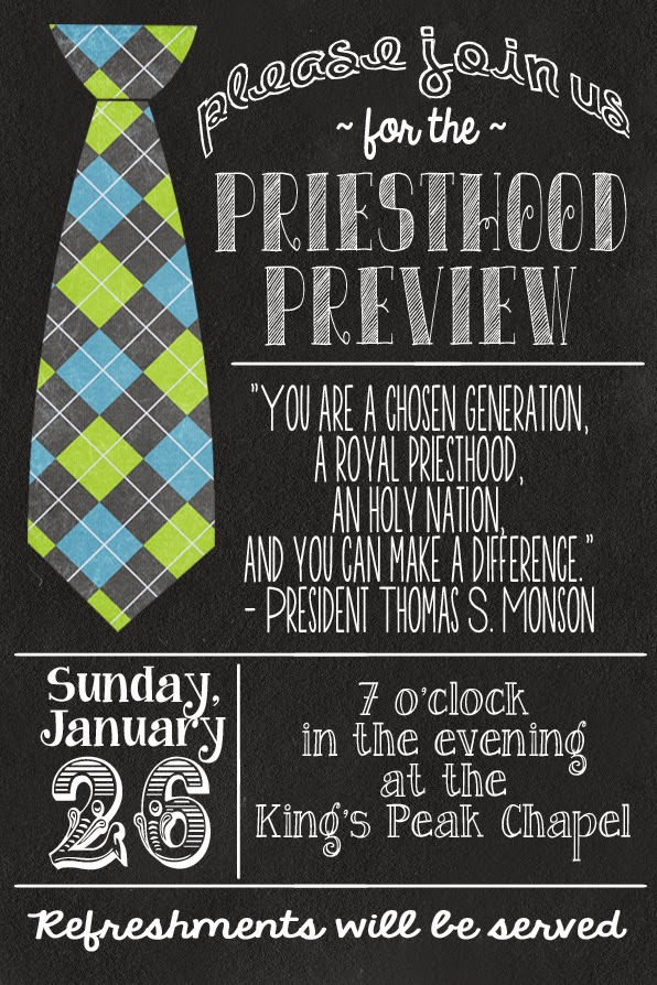 Vintage Lace Designs: Baptism and Priesthood Preview