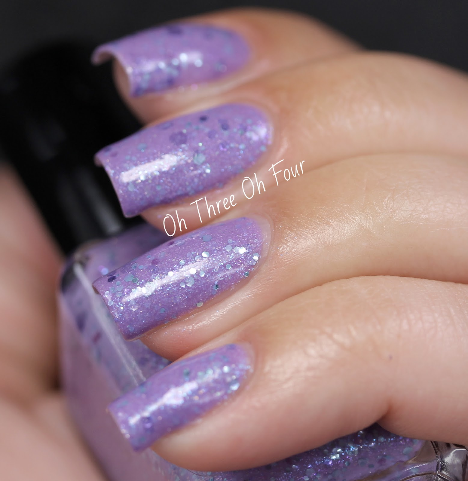 SuperChic Lacquer Clap Loud for Fairies Swatch