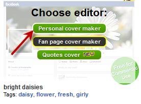 Cara Menggabungkan Foto Profil Dan Foto Sampul FB