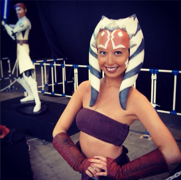 snips cosplay clone wars