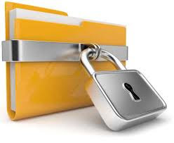 حماية مجلد بكلمة سر في الويندوز بدون برامج