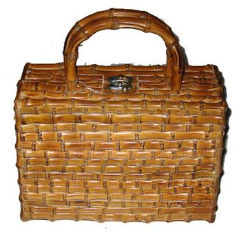 Bamboo Handbag1