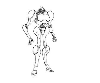 #3 Pacific Rim Coloring Page
