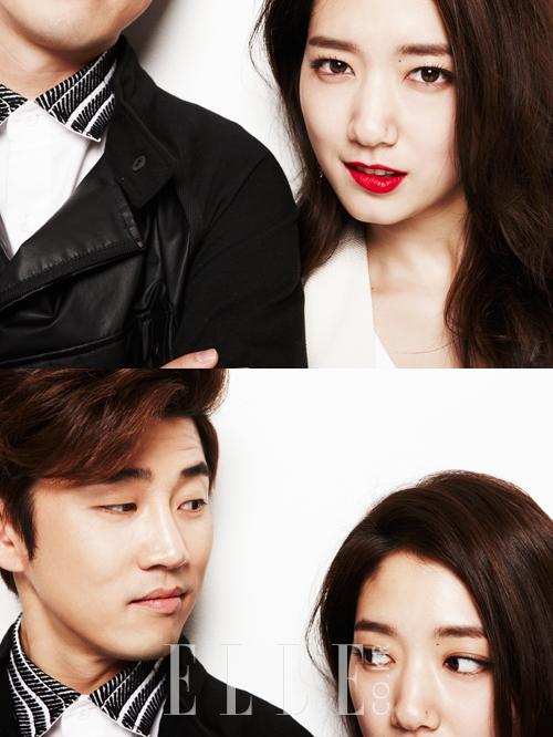 Yoon Kye Sang and Park Shin Hye