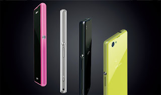 Sony will launch Xperia Z1S and Xperia Taichi on 12 November.