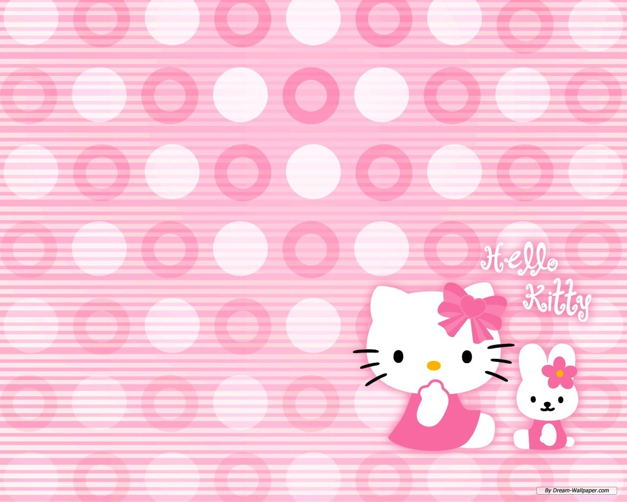 Simple Wallpaper Hello Kitty Ice Cream - Hello+Kitty+Pinky+Glow  Image_452392.jpg