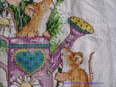 Margaret Sherry Cross Stitch