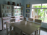 Park Guesthouse Library
