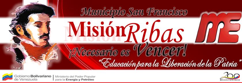 Misión Ribas San Francisco