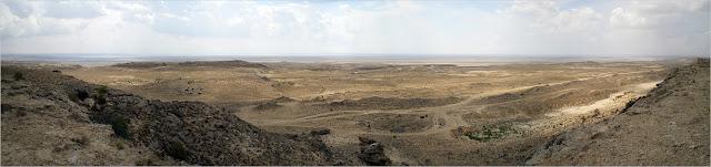 Батыр (перевод с тюрк. «черная пасть»). Самая глубокая сухая впадина в Казахстане и одна из наиболее глубоких в Азии (132 м ниже уровня моря)