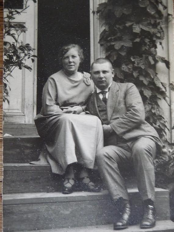 Mine besteforeldre!