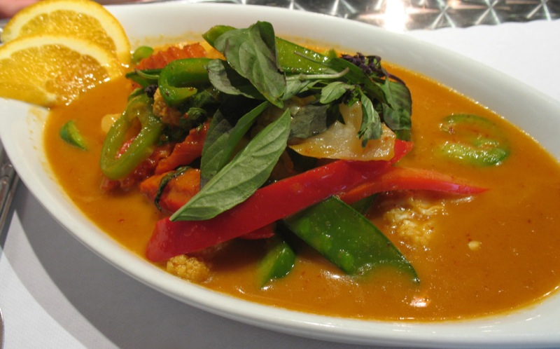 Thai Panang Curry With Beef Recipe — Dishmaps