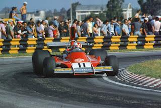 Clay Regazzoni - Ferrari 312B3