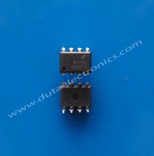 Jual Komponen IC 6N135 (DIP-8 PIN)