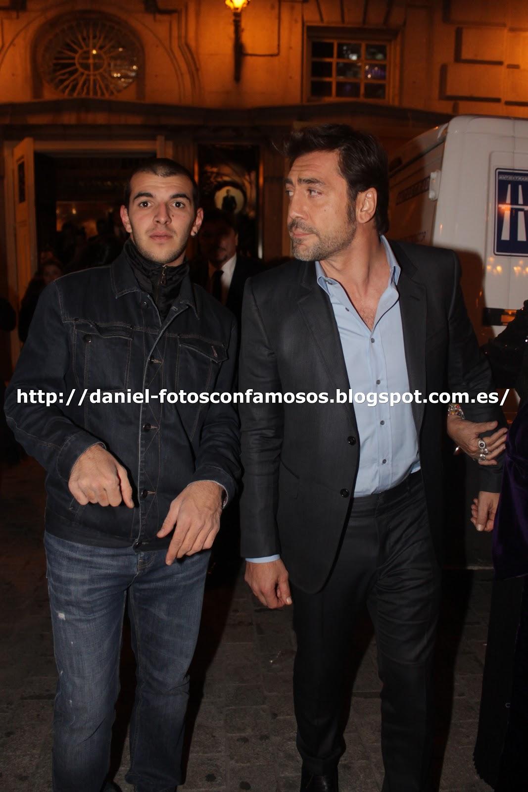 ¿Cuánto mide Dani Fotos? (Danifotos) Javier+Bardem