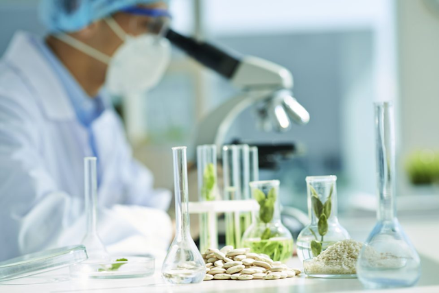 O técnico em Biotecnologia