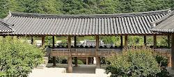 BYEONGSAN SEOWON     屛山書院(晩對樓)