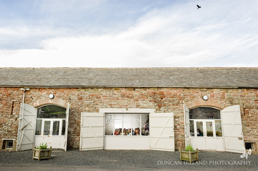 Askham Hall Barn Wedding
