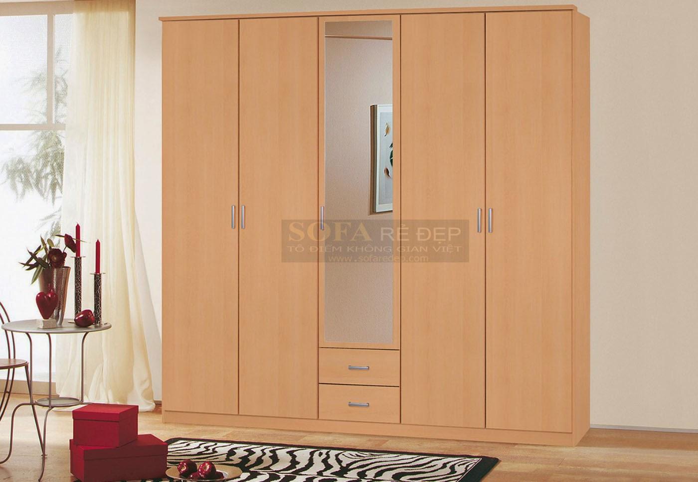 Tủ áo TA012